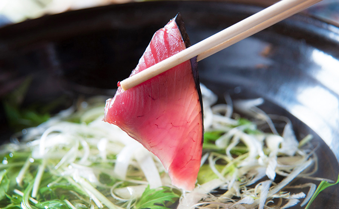 Tosa Shabu(Spring&autumn limited menu)