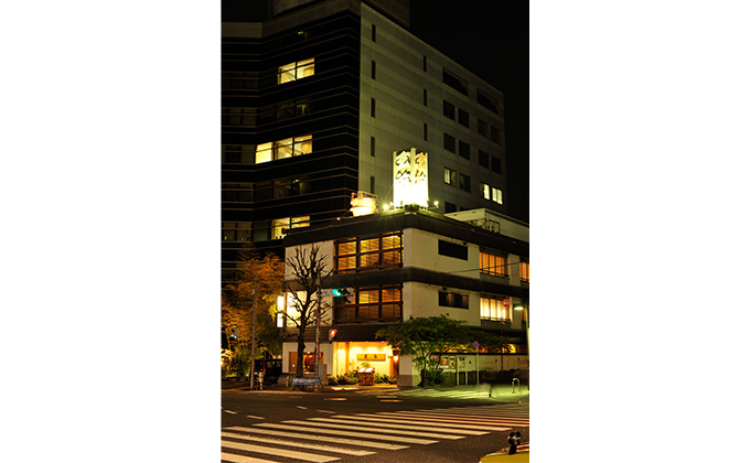 A quality Mizutaki restaurant established in 1928, and popular among people in the know.