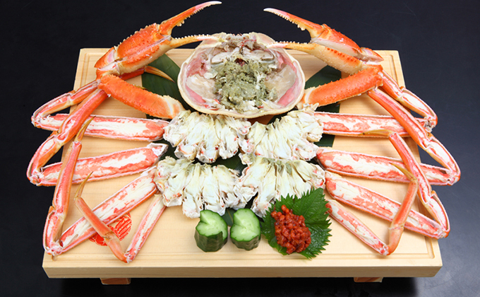 About our crabs