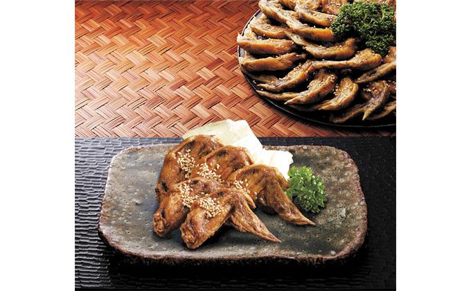 Toriyoshi's Signature Dish 【Deep-fried Chicken Wings】