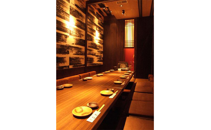 Toriyoshi offers the perfect combination of delicious dishes and a stylish atmosphere.