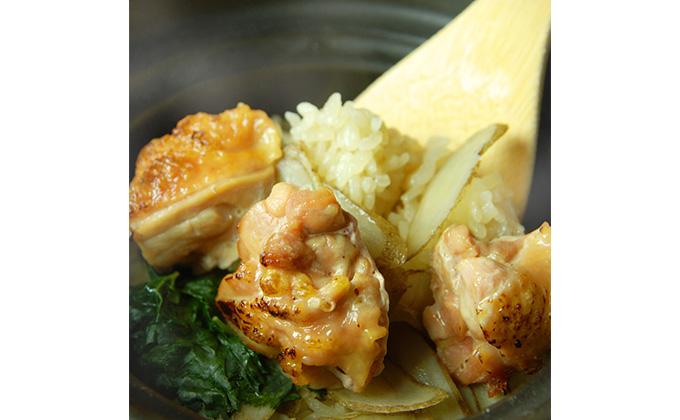 Waraku's Takikomi-gohan, a new specialty