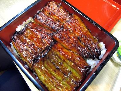 Unagi Ryori (Japanese Eel Dishes)