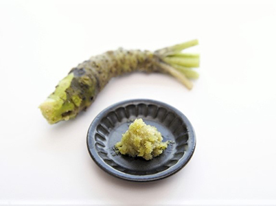 Wasabi (Japanese horseradish)