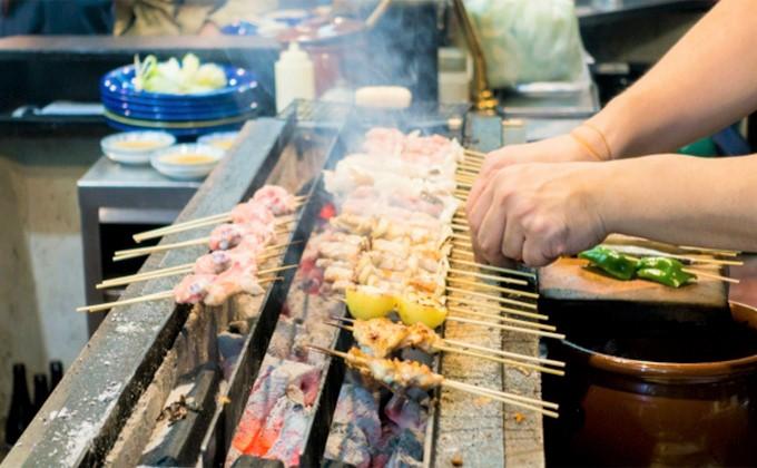 Yakitori Grilled Chicken Skewers Tokyo Restaurants Guide Find