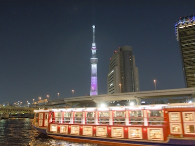 Recreational Boating: a whole new way of seeing Tokyo