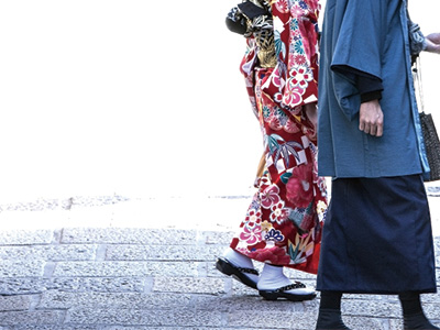 Kimonos Now and Then, Part 1