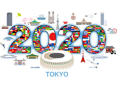 Countdown to Tokyo 2020